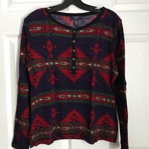 SOUTHWESTERN THERMAL TOP